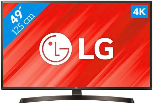 LG 49UK6400 Main Image