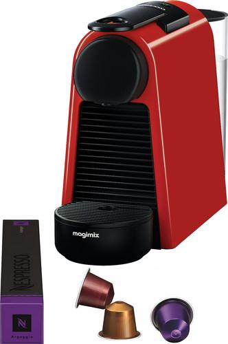 Magimix Nespresso Essenza Mini Rood Main Image