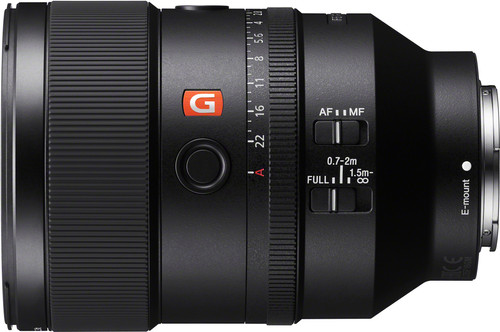 Sony FE 135mm f/1.8 GM Main Image