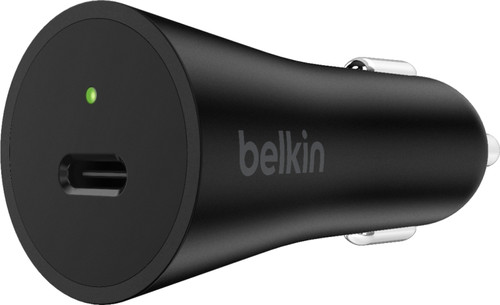Belkin Boost Charge Usb C Autolader 27W Main Image