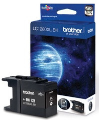Brother LC-1280XLBK XL Black (zwart) Main Image