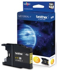 Brother LC-1280XLY XL Yellow (geel) Main Image