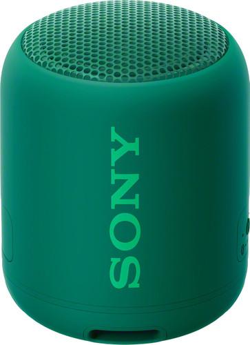 Sony SRS-XB12 Green Main Image