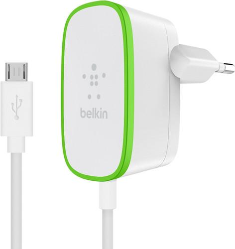 Belkin Thuislader 12W + vaste Micro-Usb Kabel Wit 1,2m Main Image