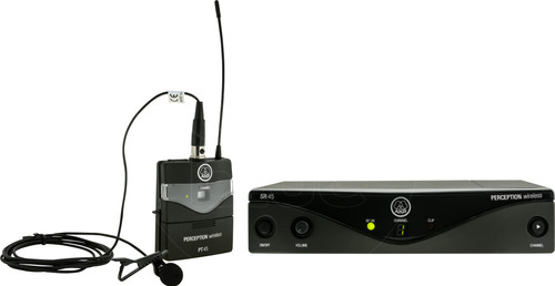 AKG Perception Wireless 45 Presentatieset A (530.025 MHz) Main Image
