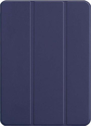 Just in Case Smart Tri-Fold Apple iPad Pro 11 Inch (2018) Book Case Blauw Main Image