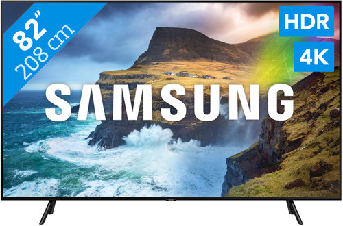 Samsung QE82Q70R - QLED Main Image