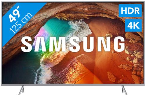 Samsung QE49Q64R - QLED Main Image