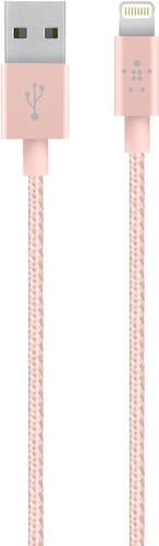 Belkin Premium Lightning Cable Rose Gold 1.2 m Main Image