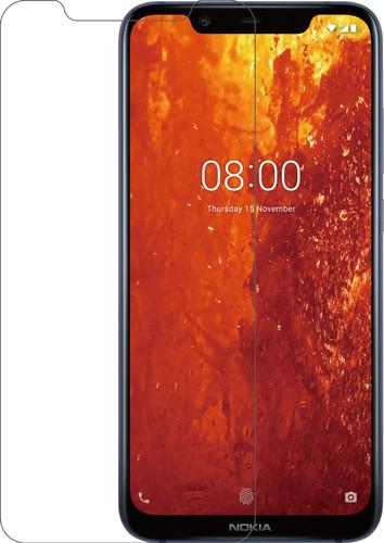Azuri Tempered Glass Nokia 8.1 Screen Protector Glass Main Image
