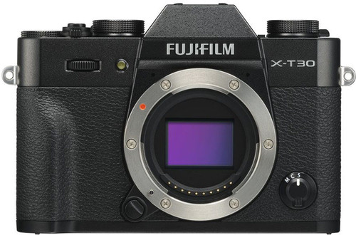 FujiFilm X-T30 Body Zwart Main Image