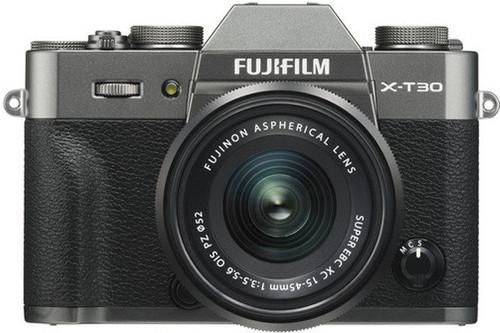 FujiFilm X-T30 Donkergrijs + XC 15-45mm f/3.5-5.6 OIS PZ Main Image