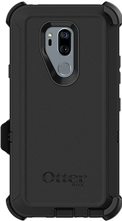 Otterbox Defender LG G7 Back Cover Zwart Main Image