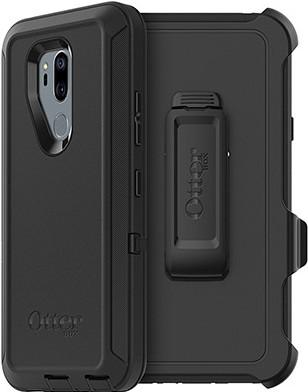 Otterbox Defender LG G7 Back Cover Black Main Image