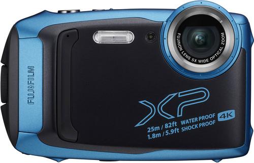 Fujifilm FinePix XP140 Blauw Main Image