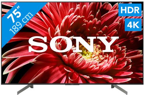 Sony KD-75XG8596 Main Image
