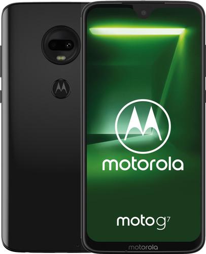 Motorola Moto G7 Zwart Main Image