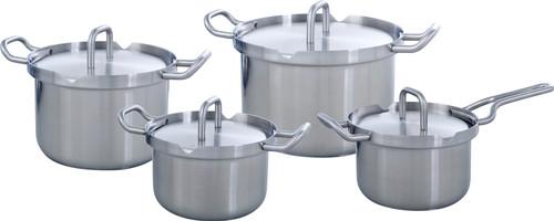 BK Q-Linair Master Cookware Set 4-piece Main Image