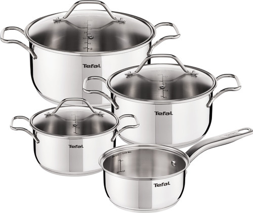 Tefal Intuition Cookware Set 4 piece Main Image