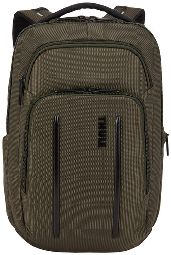 Thule Crossover 2 Backpack 20L Forest Night Main Image
