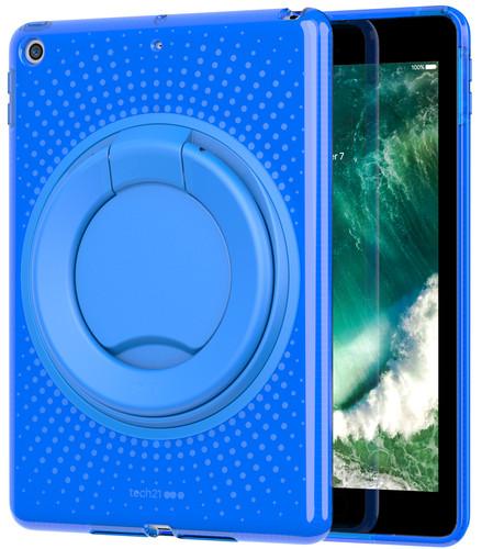 the latest 518e9 f870a Tech21 Evo Play2 iPad 9.7 Inch Back Cover Blue