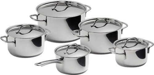 BK Profiline Cookware Set 5-piece Main Image