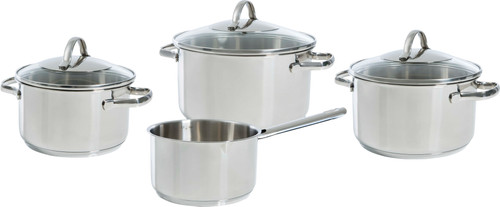 BK Essentials 4-piece Cookware Set Main Image