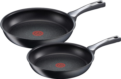 Tefal Expertise Frying Pan Set 24+28cm Main Image