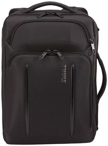 "Thule Crossover 2 Convertible Laptop Bag 15.6"" Black Main Image"