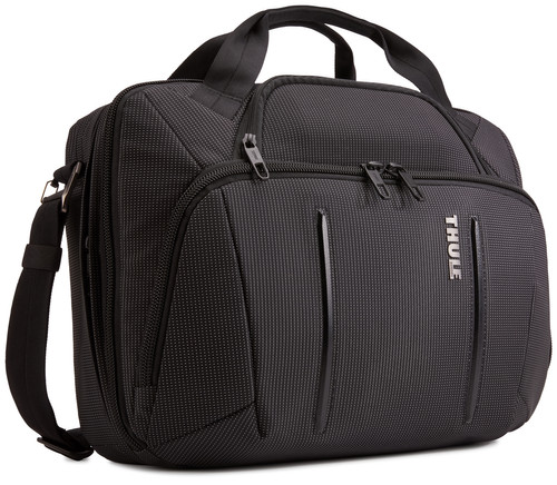"Thule Crossover 2 Laptop Bag 15.6"" Black Main Image"