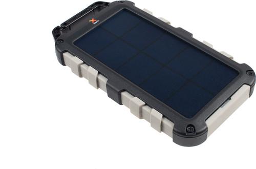 Xtorm Robust Charger Solar Power bank 10.000mAh Black Main Image
