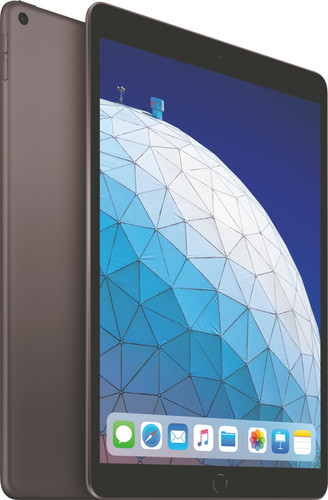 Apple iPad Air (2019) 10,5 inch Space Gray 64GB Wifi Main Image