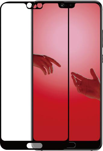 Azuri Tempered Glass Huawei P20 Pro Screen Protector Glass Black Main Image