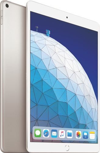 Apple iPad Air (2019) 10,5 inch Zilver 256GB Wifi Main Image