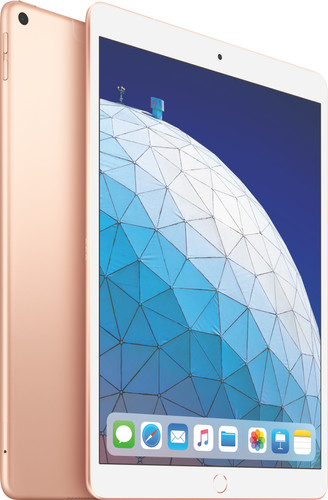 Apple iPad Air (2019) 10,5 inch Goud 256GB Wifi + 4G Main Image