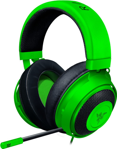 Razer Kraken Headset Green