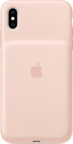 Apple iPhone Xs Smart Battery Case Rose Quartz Main Image