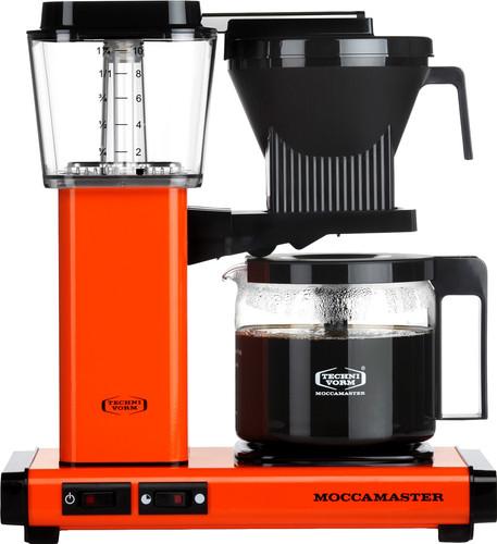 Technivorm Moccamaster KBG741 AO Oranje Main Image
