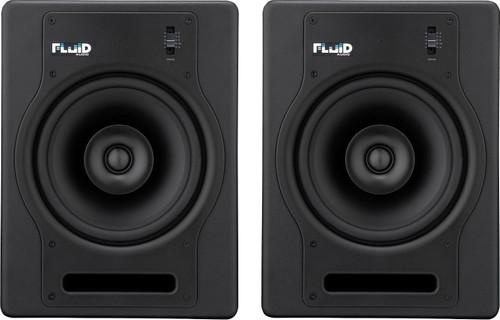 Fluid Audio FX8 Zwart (per paar) Main Image