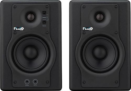 Fluid Audio F4 Zwart (per paar) Main Image