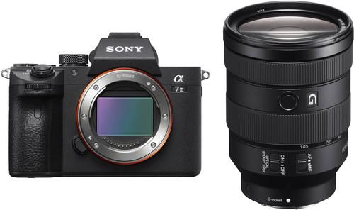 Sony Alpha A7III + FE 24-105mm f/4 G OSS Main Image