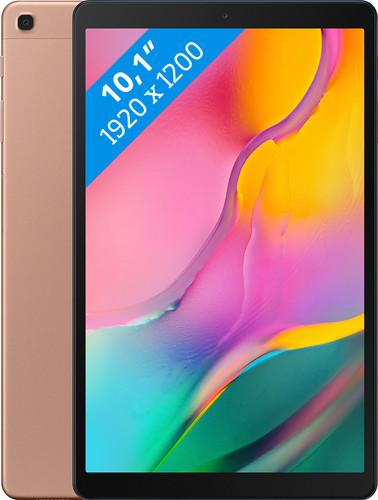Samsung Galaxy Tab A 10.1 WiFi 32GB Gold (2019) Main Image