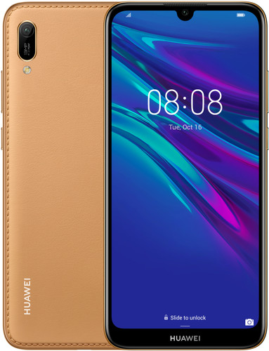Huawei Y6 (2019) Dual Sim Bruin Main Image