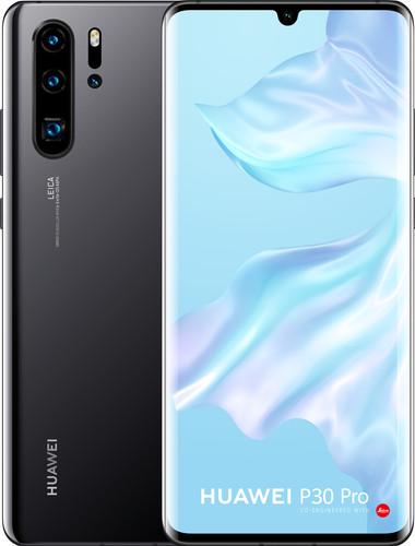 Huawei P30 Pro 256GB Zwart Main Image