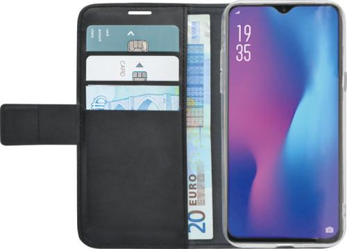 Azuri Wallet Magnet Huawei P30 Pro Book Case Black Main Image