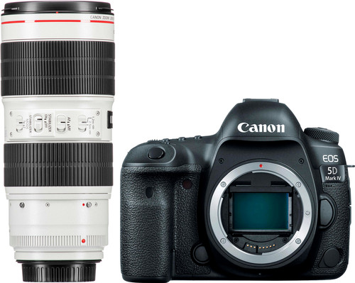 Canon EOS 5D Mark IV + 70-200mm f/2.8L IS III USM Main Image