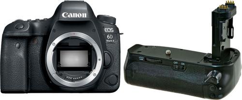 Second Chance Canon EOS 6D Mark II + Jupio Battery Grip (BG-E21) Main Image