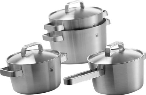 BK Conical+ 4-piece Cookware set Main Image