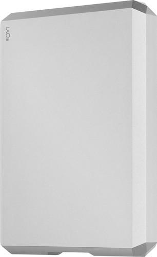 Lacie 4TB Mobile drive USB-C Silver Main Image
