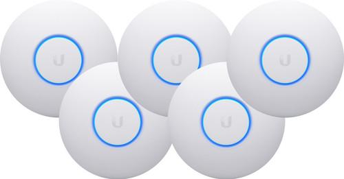 Ubiquiti Unifi UAP-nanoHD 5 Pack Main Image